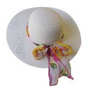 Dámský klobouk se stuhou 55,57