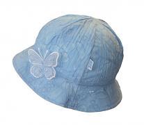 Klobouk dívčí motýl  48