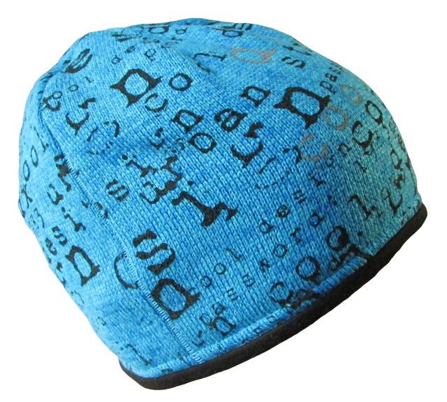 b62e99f7a8d Zimní čepice chlapecká Písmena 4