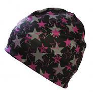 Funkční čepice Hvězdy dívky 6