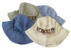 Chlapecký klobouk Street basket 52,54,56