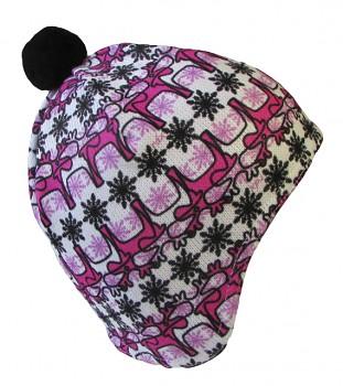 Zimní čepice na uši Sobi 5