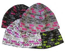 Funkční čepice dívky Cool Love 4,5,6
