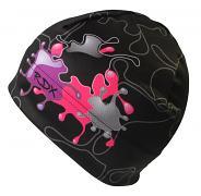 Černá s růžovou Puzzle