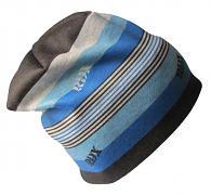 Čepice zimní pruhovaná 5,6