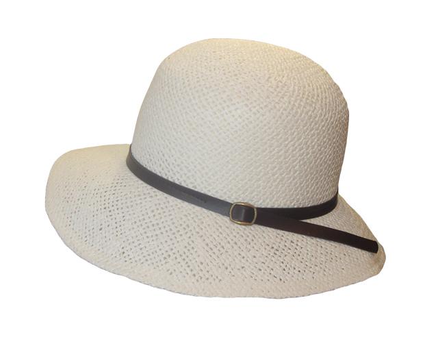 86c842e0faf Dámský klobouk s páskem čepicecz.cz - nechte na hlavě