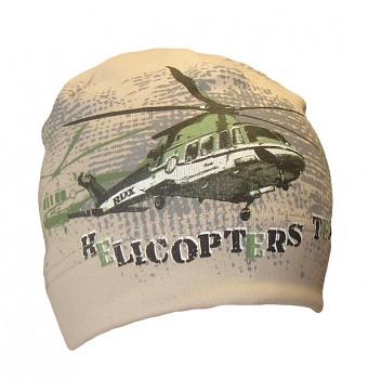 Čepice Vrtulník 4,5