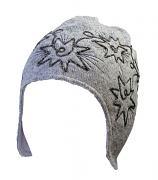 Zimní čepice na uši, výš. Hvězdy 4,6