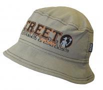 Chlapecký klobouk Street basket 52