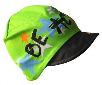 Funkční čepice s kšiltem kluci 5