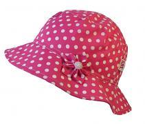 Dívčí klobouk Puntík 52