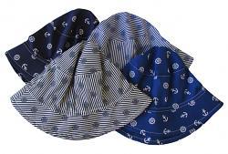 Chlapecký klobouk Kotvy 48,50,52,54
