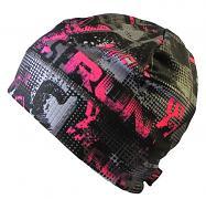 RUN - černo-růžová